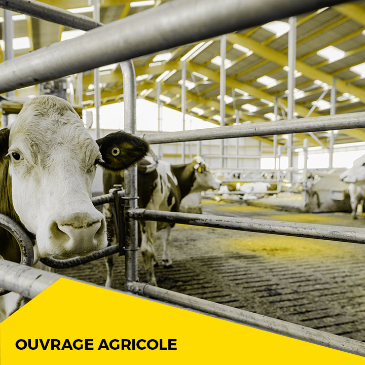Ouvrage agricole